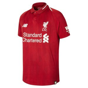 New Liverpool kit 2018/2019